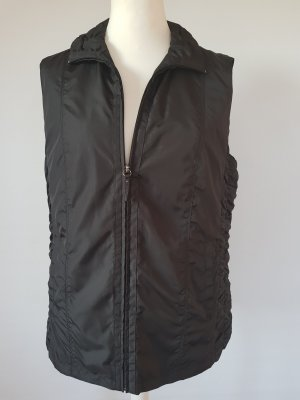 Atelier Quilted Gilet black