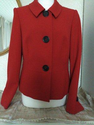 Femininer Blazer in Rot von Madeleine