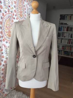 Windsor Blazer light grey-silver-colored