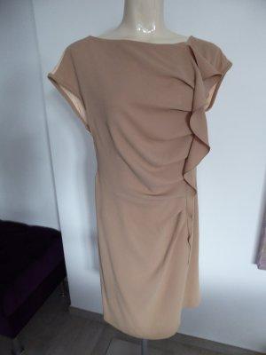 Feminines Kleid mit Volant von Marc Cain