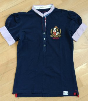 Polo Shirt multicolored cotton