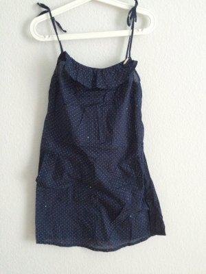 Fenchurch Trägerkleid Strand romantisch gepunktet
