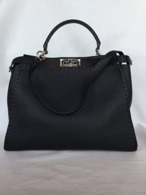 Fendi Bag Selleria Peekaboo made in Italy.