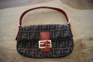Fendi Carry Bag multicolored mixture fibre
