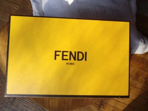 """FENDI"" -box, NEU"