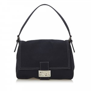 Fendi Canvas Mamma Baguette