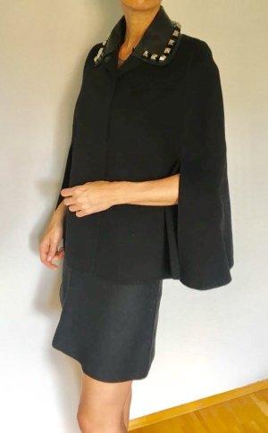 FENDI Cape, Cashmere&Wolle in schwarz