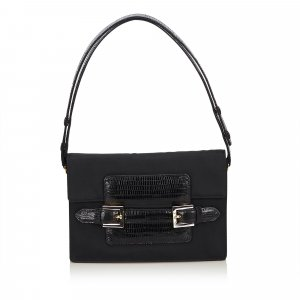 Fendi Chemical Fiber Shoulder Bag