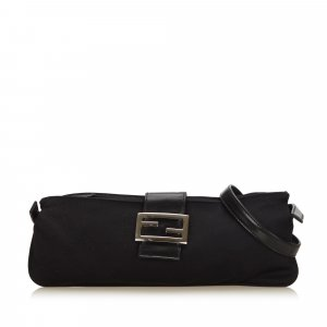 Fendi Cotton Crossbody Bag