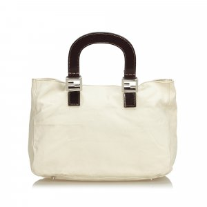 Fendi Cotton Handbag