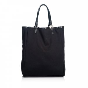 Fendi Cotton Tote