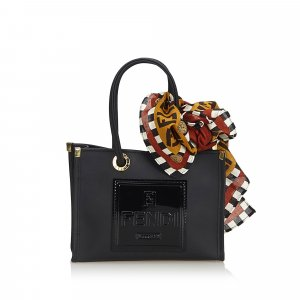 Fendi Fabric Handbag