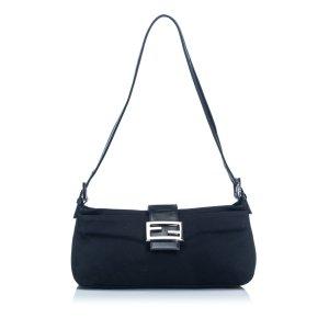 Fendi Fabric Shoulder Bag