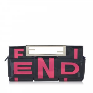 Fendi Fendi Patent Leather Handbag
