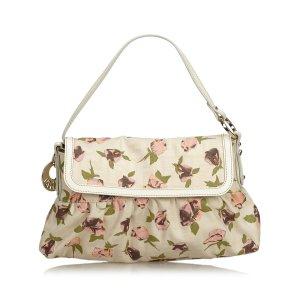 Fendi Floral Jacquard Chef Bag