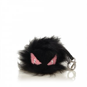 Fendi Fur Pom-Pom Bag Charm