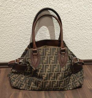 FENDI - Handtasche mit Zucca-Muster