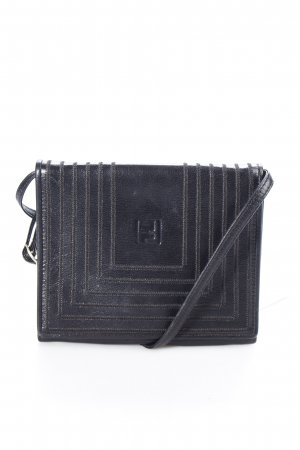 Fendi Handtasche schwarz Party-Look