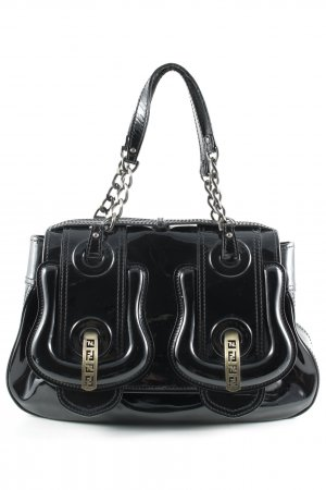 Fendi Carry Bag black elegant