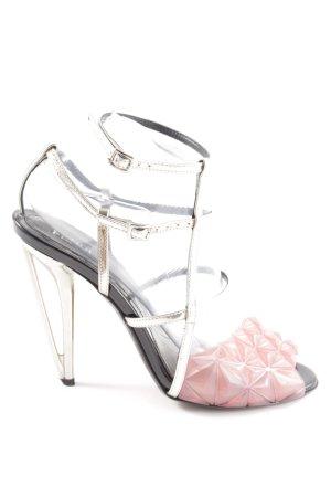 Fendi High Heels mehrfarbig Elegant