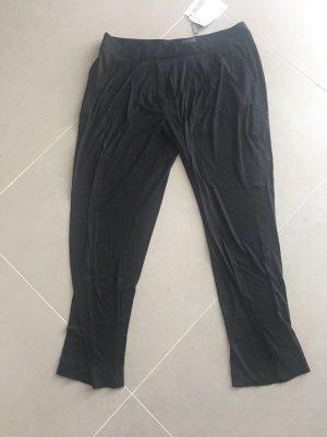 Fendi Pantalón estilo Harem negro