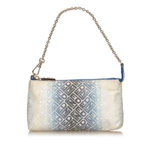 Fendi Jacquard Handbag