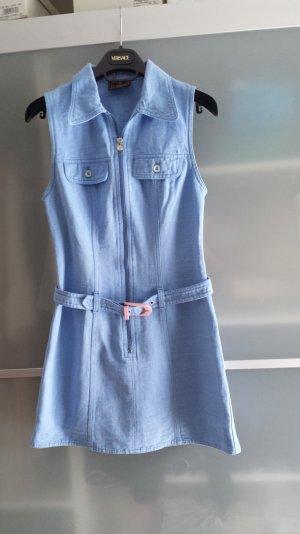 Fendi Jeans Kleid mit Fendi Muster