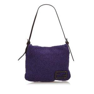 Fendi Knit Baguette