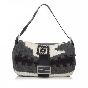Fendi Knitted Baguette