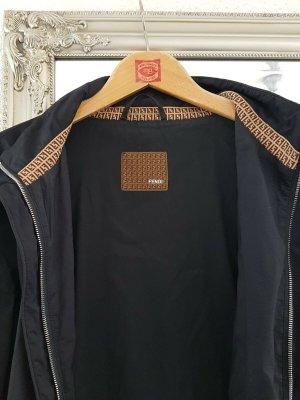 Fendi Long Jacket multicolored