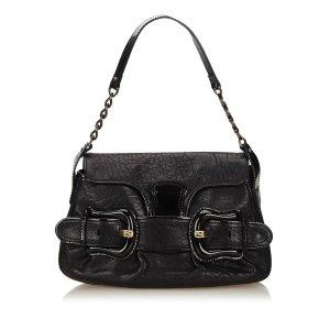 Fendi Leather Chain Bag