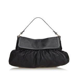 Fendi Leather Chef Bag