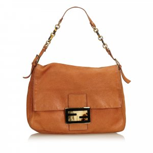 Fendi Leather Mamma Forever