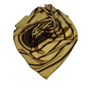 Fendi Scarf yellow silk