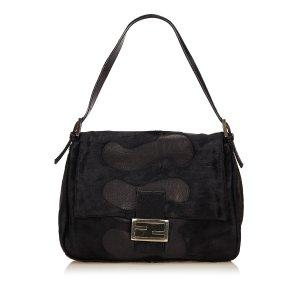 Fendi Mamma Baguette Shoulder Bag