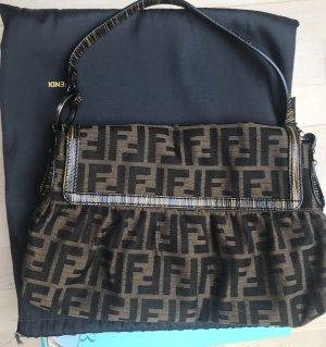 Fendi Bag dark brown-brown