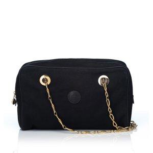 Fendi Nylon Chain Shoulder Bag
