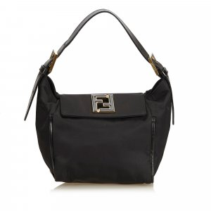 Fendi Nylon Handbag