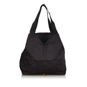 Fendi Tote black nylon