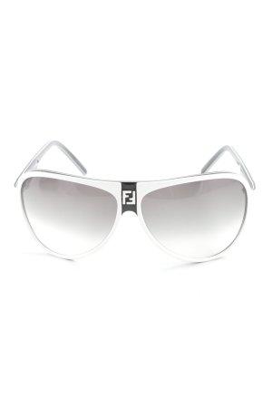 """Fendi Lunettes de soleil ovales """"FS1014M"""""""