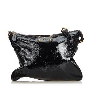 Fendi Patent Leather Crossbody Bag