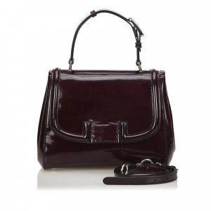 Fendi Patent Leather Silvana