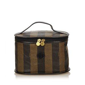 Fendi Pequin Vanity Bag