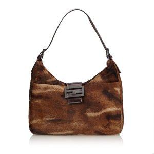 Fendi Pony Hair Handbag