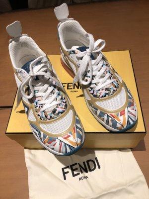 Fendi print sneaker