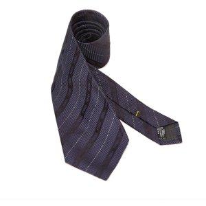 Fendi Printed Silk Necktie