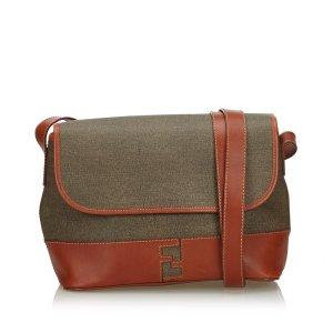 Fendi PVC Crossbody Bag