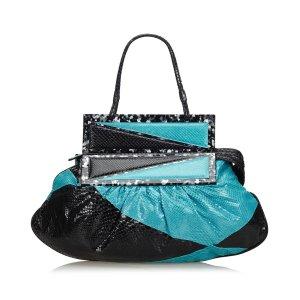 Fendi Python To You Shoulder Bag