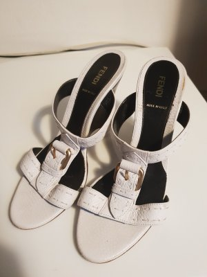 Fendi Sandalen  / Fashion bloggers , street style