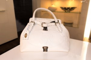 Fendi Selleria small Satchelbag, Leder